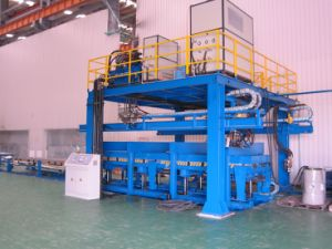 PU Foaming Line (1+1) (2+2) pictures & photos