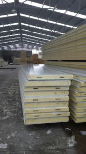 PU Sandwich Panel for Ceiling pictures & photos