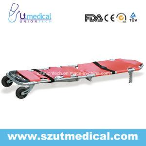 Ydc-1A12 Wheelchair Type Foldaway Stretcher