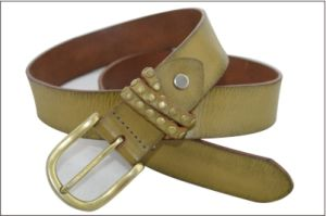 Genuine Leather Fashion Business Men′s Belt pictures & photos