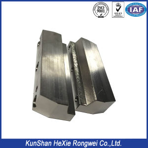 Stainless Steel Block CNC Milling Machining Parts pictures & photos