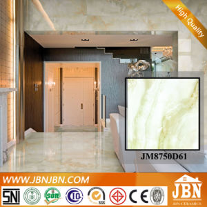 Natural Polished White /Marble Stone Flooring Tile (JM8750D61) pictures & photos