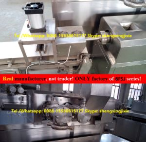 High Capacity Cracker Packing Machine, Prawn Cracker Machine, Shrimp Crackers Vertical Automatic Crackers Machine (manufacturer) pictures & photos