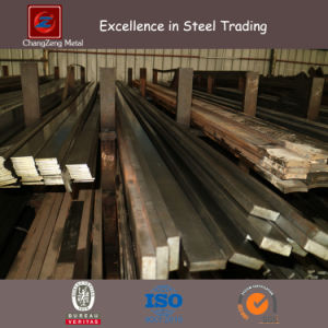 Colled Rolled Oil Coated Steel Flat Bar pictures & photos