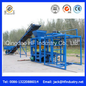 Automatic Semi-Automatic Paving/Hollow Brick Making Machine Concrete Block Making Machine pictures & photos
