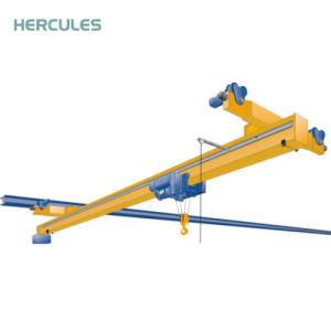 Monorail Hoist Single Girder Bridge Crane for Sell pictures & photos