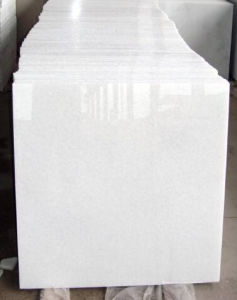 White Marble Tiles Polished Crystal Tile Crystal White Floor Tiles pictures & photos