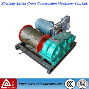 5t Capacity Electric Wire Rope Lifting Winch pictures & photos
