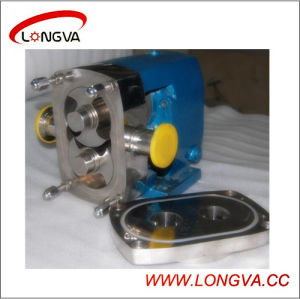 Hotsale Stainless Steel Rotary Lobe Pump pictures & photos
