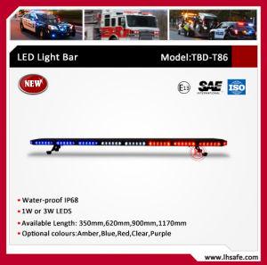 Ultrathin Aluminum LED Emergency Warning Light Bar (TBD-T86) pictures & photos
