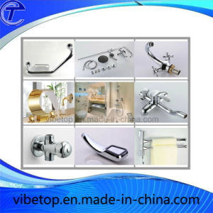 Five Colors Wholesale Shower Head with High Quality Metal pictures & photos