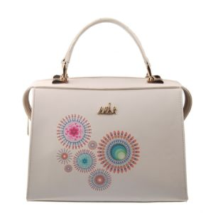 Guangzhou Suppliers Designer Printing Bag Fashionable Women Handbags (L5002)