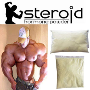 Trenbolone Enanthate No Ester Yellow Steroid Hormone 10161-33-8 pictures & photos
