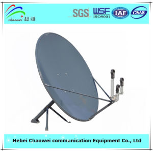 Satellite TV Antenna 90cm TV Receiver pictures & photos