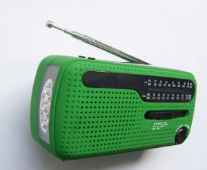USB Mini Radios Ht-555 pictures & photos