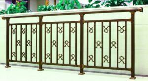 Fashional Steel Balustrade for Project