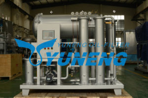 Yuneng Jt Coalescing and Dehydration Filtering Machine for Lubricating Oil pictures & photos