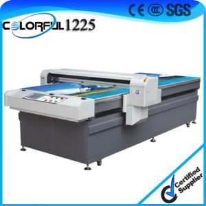 Printing Machine for Different PVC Materials Printing