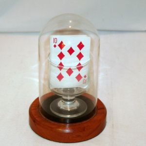 Horizontal Card Rise/Magic Tricks/ Card Magic/Mentalism Magic