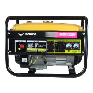 China 168f 2.5kw Petrol Gasoline Generator (Bb3500) pictures & photos