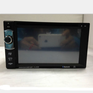 Two DIN Universal Car DVD Player/Audio Player with GPS Navigation pictures & photos