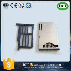 SIM Push Type Connector Card pictures & photos
