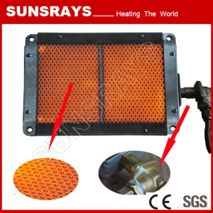 BBQ Infrared Burner V200 for Outdoor Barbeques pictures & photos