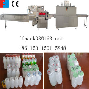 Automatic Beverage Bottle Shrink Wrapping/ Packing Machine with POF pictures & photos