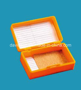 Microscope Consumables Glass Slide Box with High Quality pictures & photos
