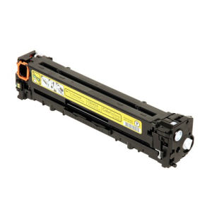 Compatible Color Toner Cartridge HP 125A HP CB540A, CB541A, CB542A, CB543A pictures & photos