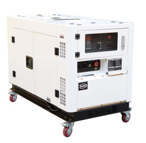Stable Air Cooled Diesel Generator (BD8E) pictures & photos