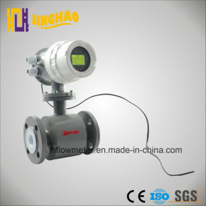 Manufacturer in China Intelligent Magnetic Flow Mete/Mud Flowmeter (JH-DCFM-CS-I) pictures & photos
