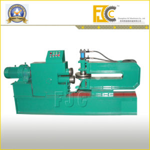 Shearing Machine for Cutting Round Stainless Steel Plate pictures & photos