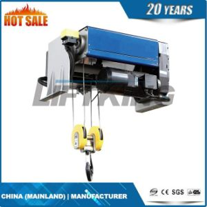 15t Fixed Single Girder Electric Wire Rope Hoist pictures & photos