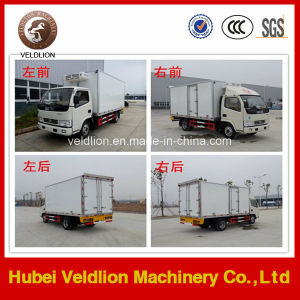 Dongfeng 5-7 Tons Refrigerator Van Truck pictures & photos