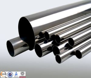 ASTM a 249 304 Seamless Stainless Steel Pipe Price 32X2.45mm. pictures & photos