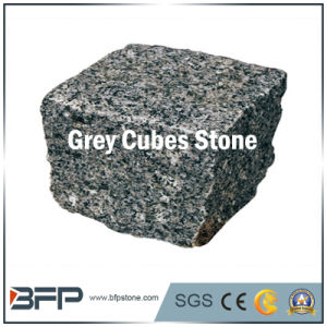 Granite Stone Grey Cubes Stone for Outdoor Garden pictures & photos