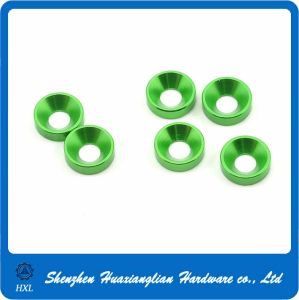 High Quality Axial Racing Green Cone Washer pictures & photos