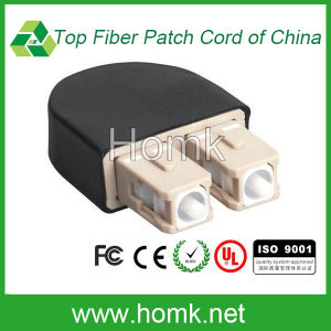 Sc mm Fiber Optic Loopback with Cover pictures & photos