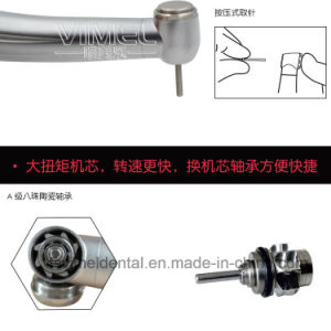NSK Pana Max Dental High Speed Handpiece pictures & photos