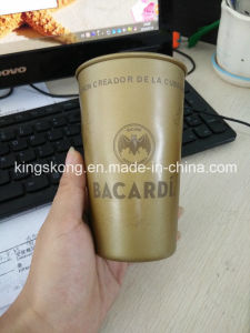 Bacardi Stainless Steel Drinking Cups pictures & photos