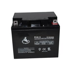 12V 40ah Mf Lead Acid Battery for Solar