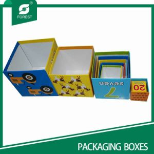 Paperboard Small Color Box Printed Paper Box for Gift pictures & photos