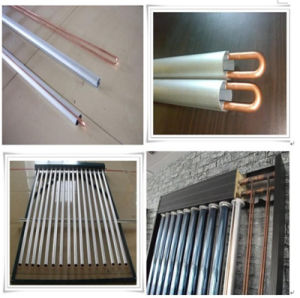 U Pipe Split High Pressure Solar Collector pictures & photos