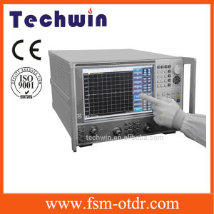 Techwin Powerful Data Analysis Function Microwave Measurement Network Analyzer pictures & photos