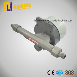 Yokogawa Screw Thread Type High Accuracy Variable Area Flow Meter for Chemical Industry (JH-LZDC-T) pictures & photos