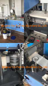 Automatic Napkin Paper Serviette Making Machine pictures & photos