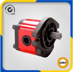 High Pressure Group 2 Tandem Hydraulic Gear Oil Pump pictures & photos