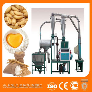 Small Automatic 10 Ton Per Day Wheat Flour Mill pictures & photos
