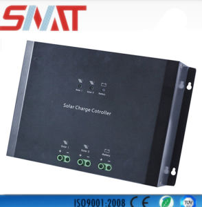 100A 96--240V High Voltage Controller, Solar Charge Controller pictures & photos